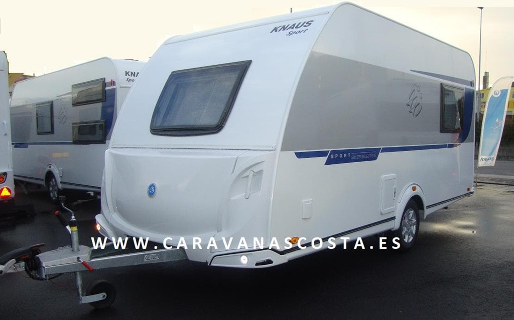 Foto 12 KNAUS SPORT 420 QD SILVER SELECTION - CALIDAD ALEMANA - FINANCIACIÓN [vendida]